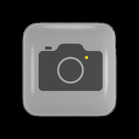 Ios Camera 3D Illustration