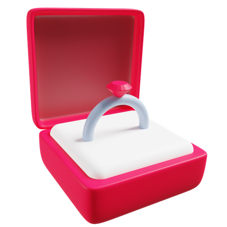 Ring 3D Illustration