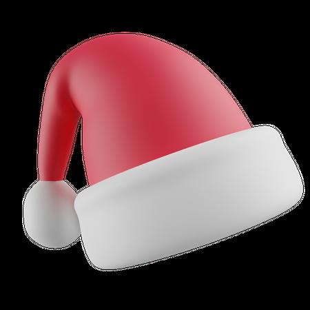 Santa hat 3D Illustration