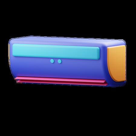 Air Conditioner 3D Illustration