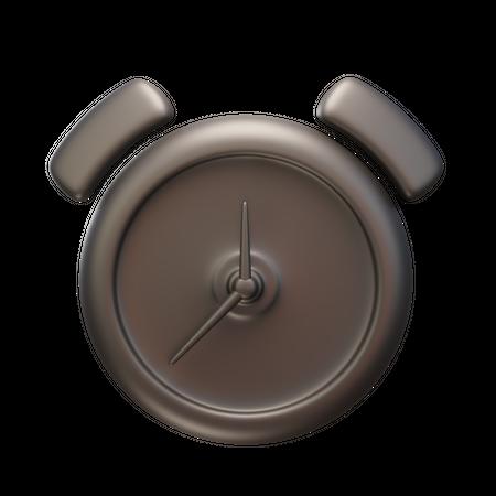 Alarm 3D Illustration
