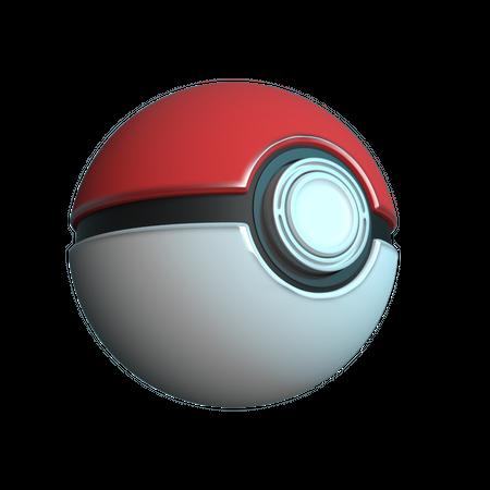 Ball 3D Illustration