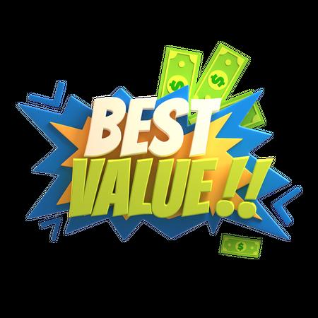 Best Value 3D Illustration