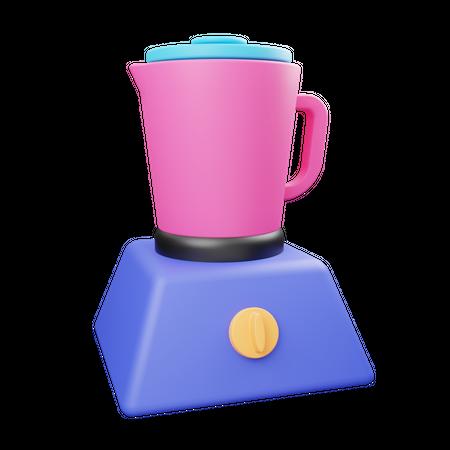 Blender 3D Illustration