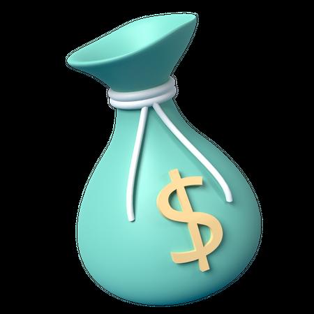Budget 3D Illustration
