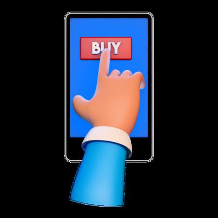 Buy now 3D Illustration