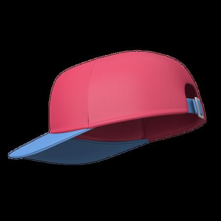 Cap 3D Illustration