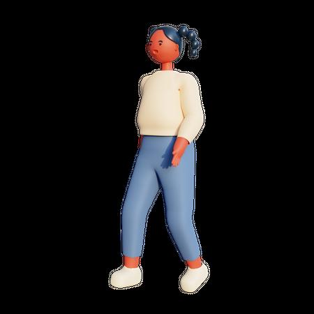 Character 3D Illustration