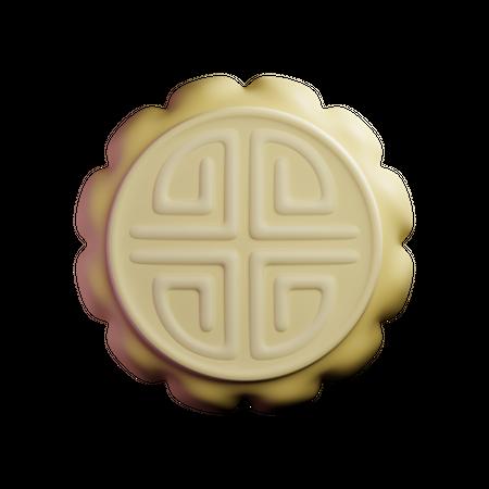 Cookies 3D Illustration
