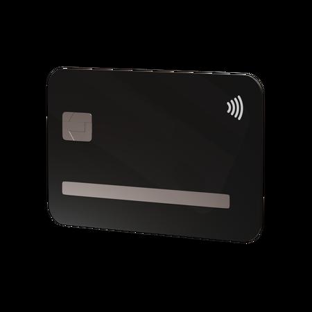 Credit Card 3D Illustration