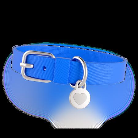Dog Collar 3D Illustration