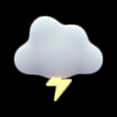 Electricity 3D Illustration