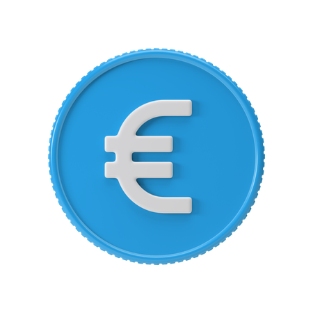 Euro 3D Illustration