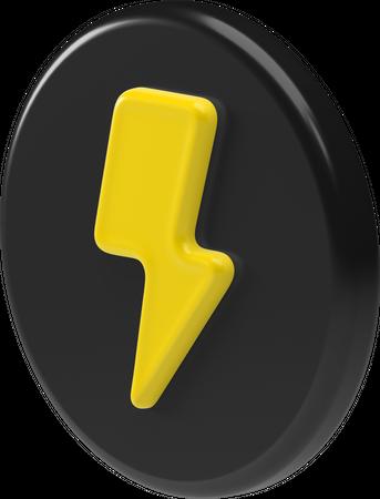Flash 3D Illustration