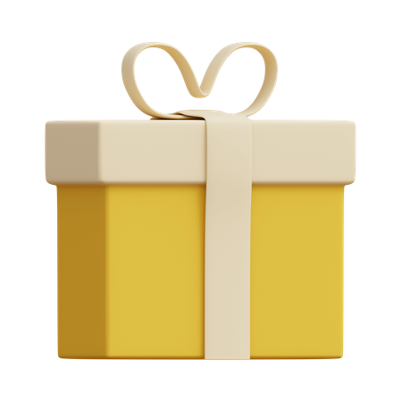 Gift 3D Illustration