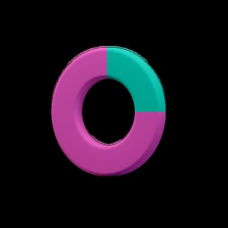 Graph 3D Illustration