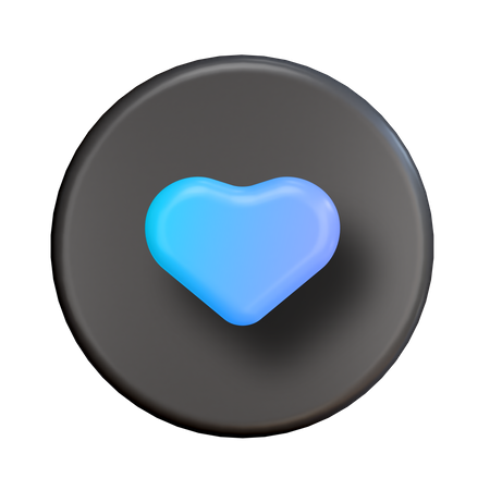 Heart 3D Illustration