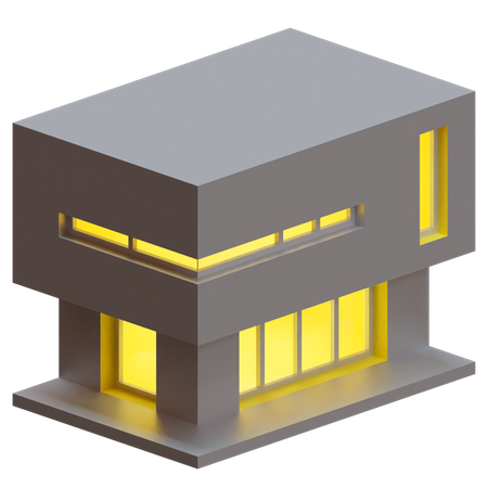 Home 3D Illustration