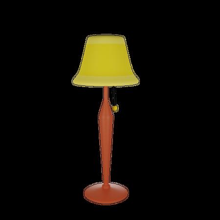 Lamp 3D Illustration