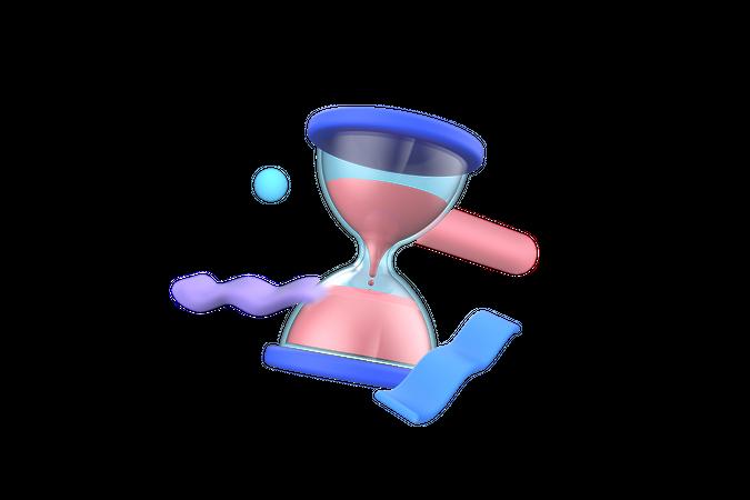 Loading 3D Illustration