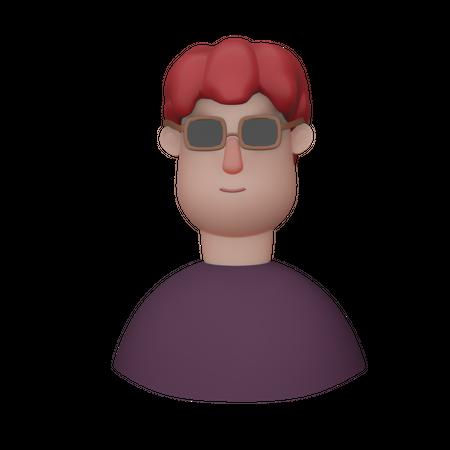 Man 3D Illustration