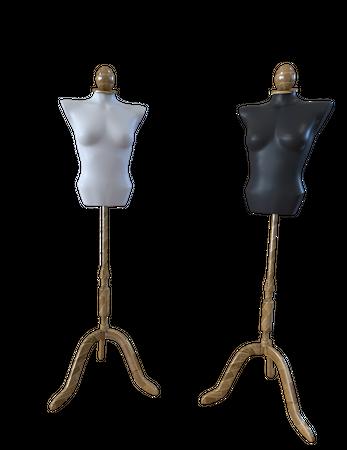 Mannequin 3D Illustration