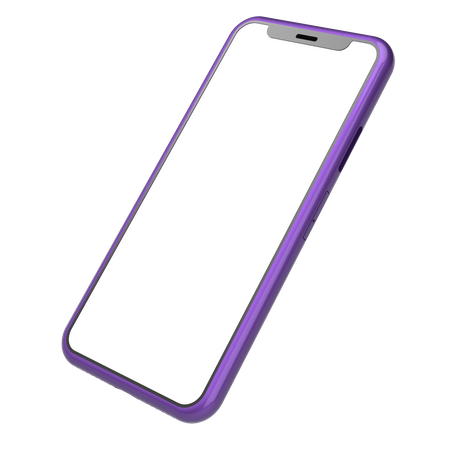 Mobile 3D Illustration