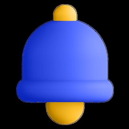Notification 3D Illustration