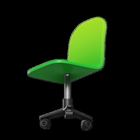 Office Chair 3D Illustration