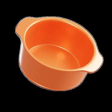 Pan 3D Illustration