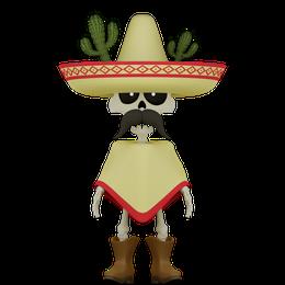 Poncho Sombrero