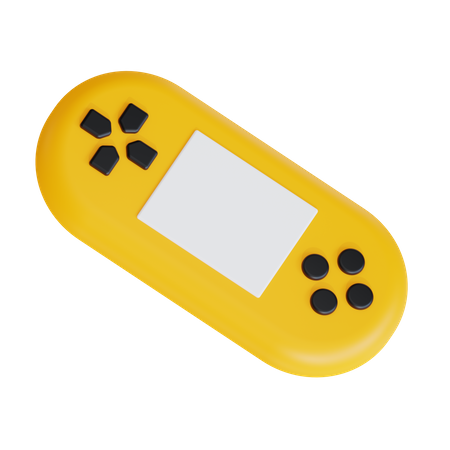 PSP 3D Illustration