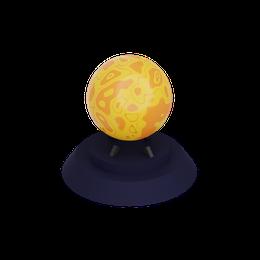 Scary Crystal Ball
