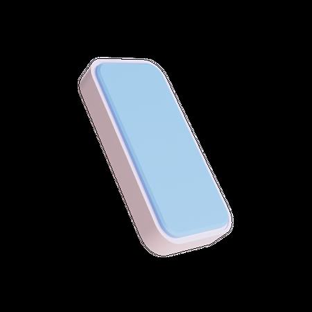 Smartphone 3D Illustration