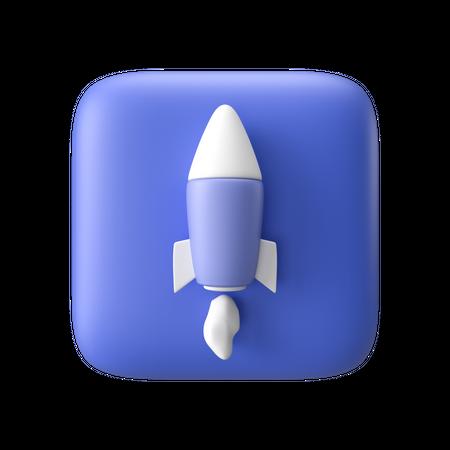 Startup 3D Illustration