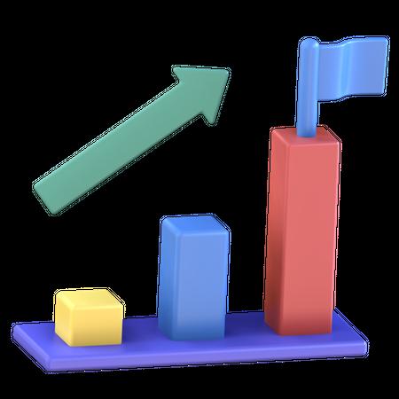 Success 3D Illustration