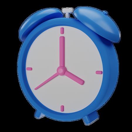 Timer 3D Illustration