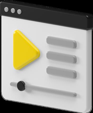 Video Tutorial 3D Illustration