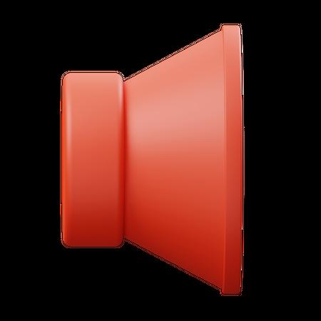Volume 3D Illustration