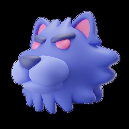 Werewolf 3D Illustration